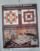 Creative Quilting Squares Needlecraft Kit - Country Fair by Susan Goldsmith
