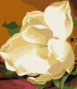 Magnolia Counted Cross Stitch Kit