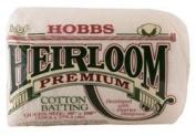 Hobbs Heirloom Premium 80/20 Cotton Blend Batting Super Queen Size