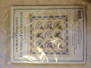 The Design Connexion's Victorian Fan Sampler Counted Cross Stitch Kit