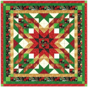 Easy Quilt Kit Christmas Star