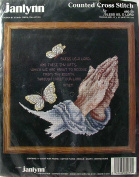 Janlynn Bless Us, O Lord #80-79 Counted Cross Stitch Kit 41cm x 41cm Made in USA
