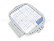 "Large Embroidery Hoop - 6"" x 6"" - SA448 Replacement - for Brother Innov-is 4000D 5000 DreamMaker VE2200 VM6200D Quattro 6000D 6700D 6750D - Generic Square Hoop 150mm x 150mm SA448 SEF150 Replacement"