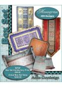 Anita Goodesign Embroidery Designs Monogram BOX SET