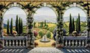 Tuscan Villa Counted Cross Stitch Kit