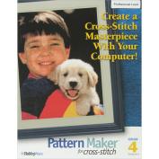 Pattern Maker Cross Stitch Software -Professional Version-Version 4.0