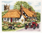Village of Welford - Cross Stitch Kit