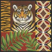 Art Needlepoint Tiger Needlepoint Kit