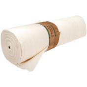 Warm & Natural Cotton Batting By-The-Yard-Crib Size 110cm X40 Yards FOB:MI