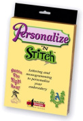 Amazing Design Personalise N Stitch lettering and monogramming software