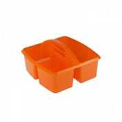 SMALL UTILITY CADDY ORANGE