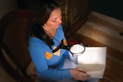 Black-1-Pack-Mighty-Bright-66510-Lighted-10cm-Hands-Free-Magnifier