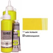 LUKAS CRYL Studio 500 ml Bottle - Lemon Yellow
