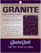 Environmental Technology 300ml Casting' Craft Faux Granite Powder, Dakota Red