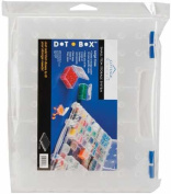 Cottage Mills Dot-Box Large Empty Case