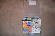 Darice 30cm by 30cm Scrapbook Organiser with Handle