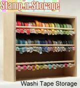 Washi Tape Display and Dispense