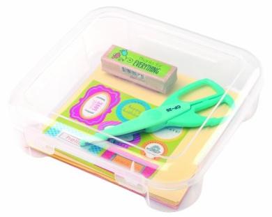 15cm x 15cm Portable Project Case - Set of 8