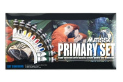 Matisse Structure Primary Colours Set of 10 75 ml Tubes