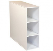 Project Centre 3 Bin Cabinet