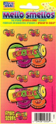 Candy Fruit Scent Scratch and Smell Scrapbook Stickers