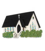 Jolee's Boutique True Faith Stickers - Church