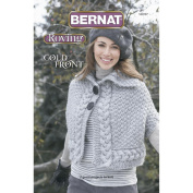 Spinrite Books Bernat Cold Front Roving