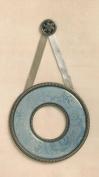 K & Company Elizabeth Brownd Metal Art Frame-Blue Floral