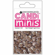 Candi Dot Printed Embellishments .410ml-Safari Cheetah