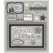 K & Company Senior Pictures Sticker Medley
