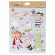 Life's Little Occasions Sticker Medley-Imagination