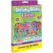 Creativity For Kids Activity Kits-Shrinky Dinks Fairies