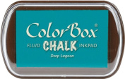 ColorBox Full Size Chalk Pastels, Deep Lagoon