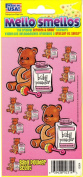 Teddy Bears Baby Powder Scent Scratch and Smell Scrapbook Stickers