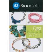 Kalmbach Publishing Books-52 Bracelets