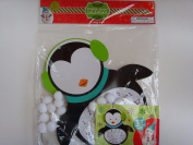 Christmas Penguin Advent Calendar Craft Kit ; 25 pieces