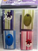 Joann Craft Essentials Joy Party Happy Celebrate Card Embellishments 3D