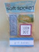 Me & My Big Ideas Soft Spoken- Son
