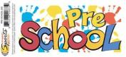 Pre-School Rub-on for Scrapbooking
