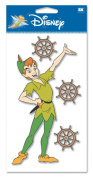 Disney Jumbo Peter Pan Dimensional Sticker