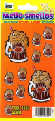 Root Beer Mug Root Beer Scent Scratch and Smell Scrapbook Stickers