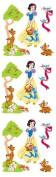 Disney Snow White Mini Scrapbook Stickers