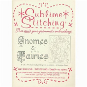 Sublime Stitching Embroidery Patterns-Gnomes & Fairies