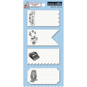 stationeryNoted Sticky Notes 4/Pkg-