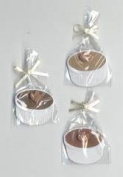 Chocolate Mousse Dimensional Embellishments for Scrapbooking