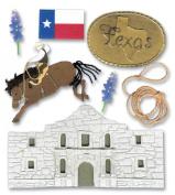 Jolee's Boutique Texas Stickers