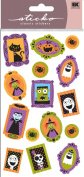 EK Success Sticko Sticker, Halloween Icons