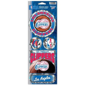 Los Angeles Clippers Prismatic Stickers