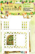 How Does Your Garden Grow Embossed Diecut Frames