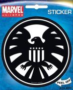 S.H.I.E.L.D. Insignia Marvel Comics Die Cut Vinyl Sticker Decal